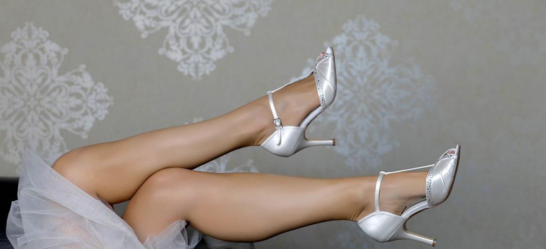 lábon cipő