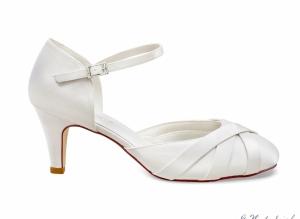 Menyasszonyi cipők Közepes sarkú cipők ( 5 7 cm ) | Menő